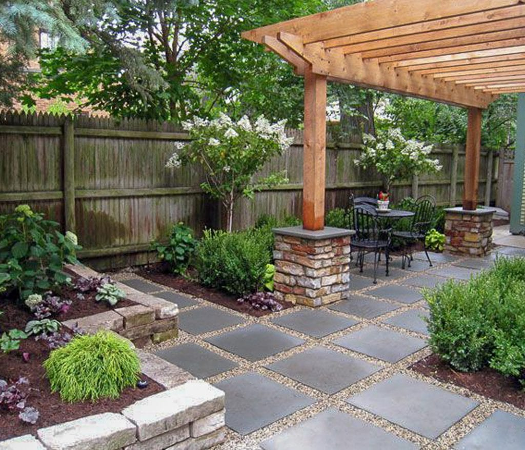 Natural Outdoor Stone Pavers In Melbourne Garden Pavers